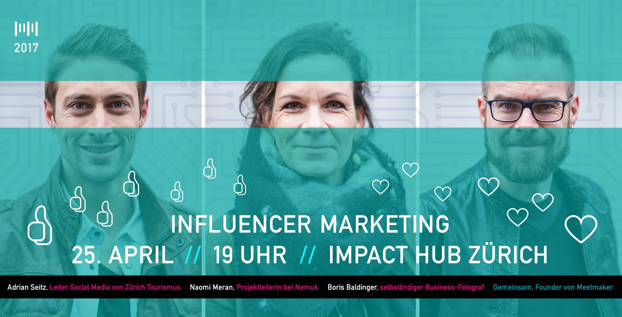 Influencer Marketing bei den Marketing Natives