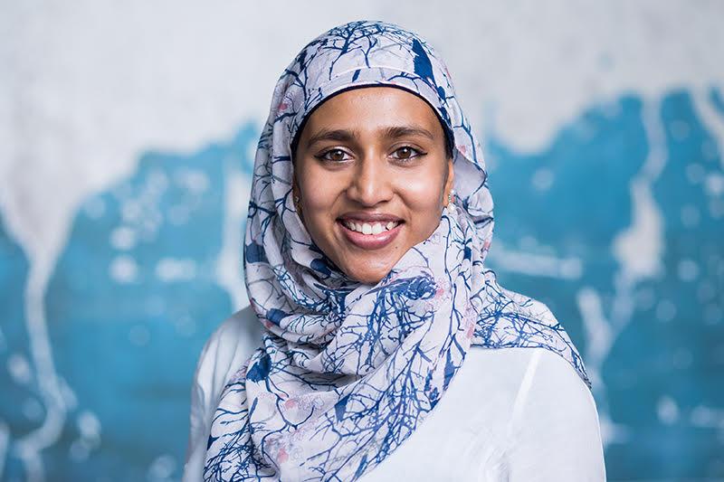 Fatima Ifthikar von der UBS