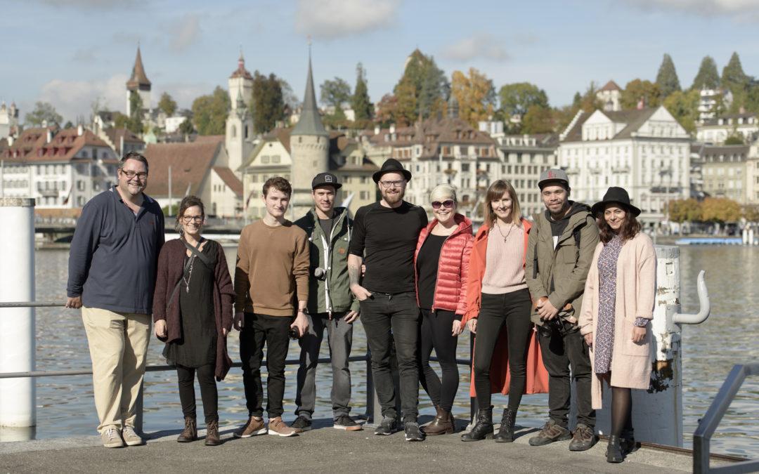 #CityLakeMountainMeet mit Luzern Tourismus und Rigi Bahnen