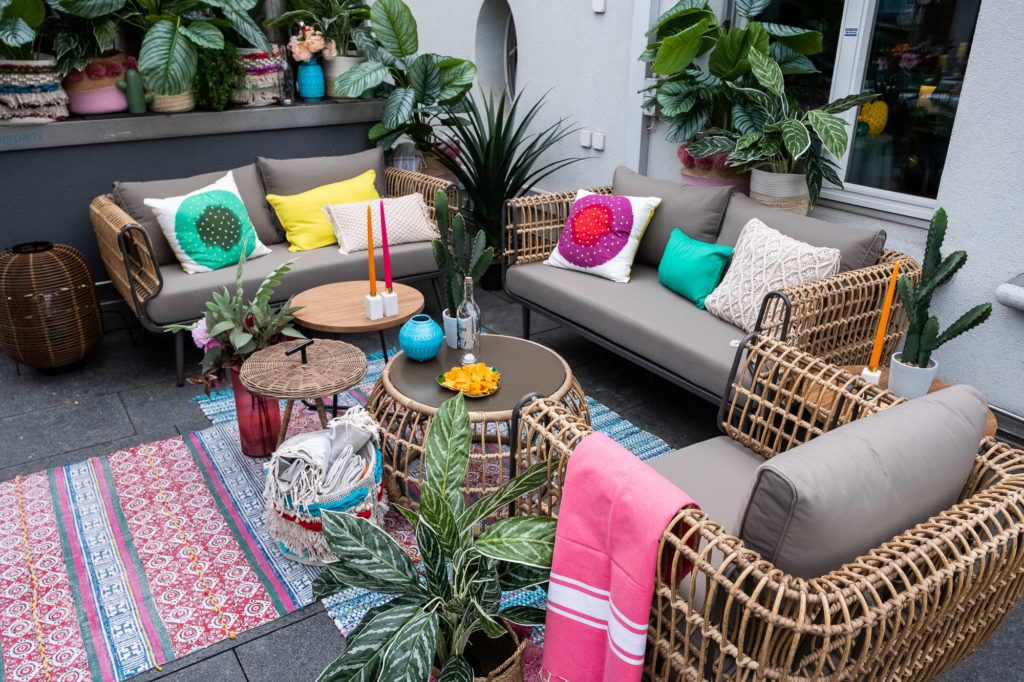 Urban Jungle oder Boho Chic? Pfister Sommerkollektion