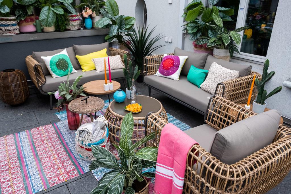 Urban Jungle oder Boho Chic? Pfister Sommerkollektion