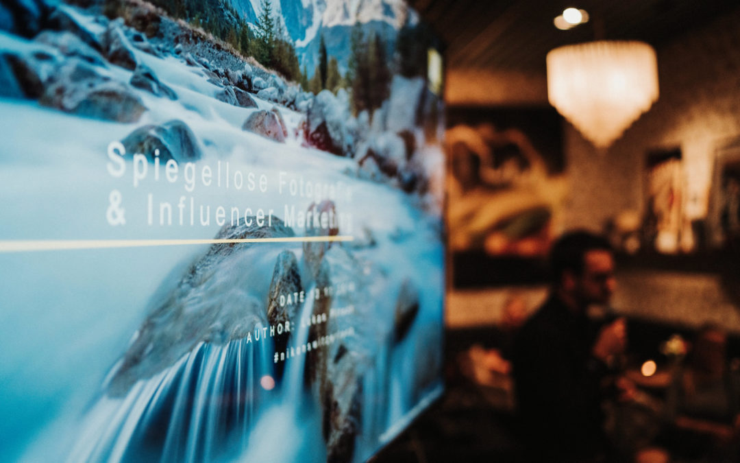 Rückblick #InstaMeetZH No. 13 – Spiegellose Kamera – Nikon Z-Serie
